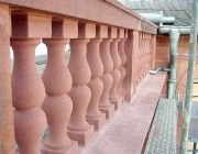 Balustrade Historisches Museum Speyer